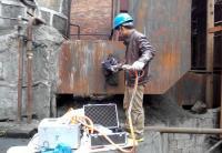 柳州市柳江造纸厂锅炉废气监测