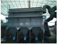 广西宜州花红金松药业验收项目-锅炉烟气布袋除尘器