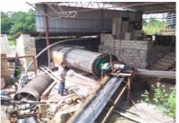 象州沁怡砂石厂项目验收-球磨机