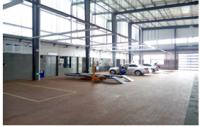 玉林市龙星行奔驰养护中心项目验收-车辆保养维修区
